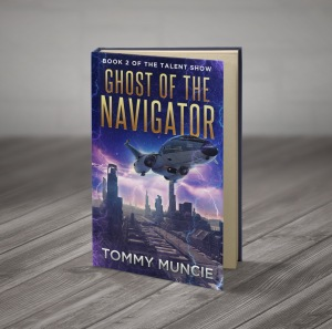 3D Ghost of the Navigator